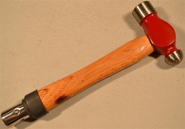 Ball Peen Hammer 4oz