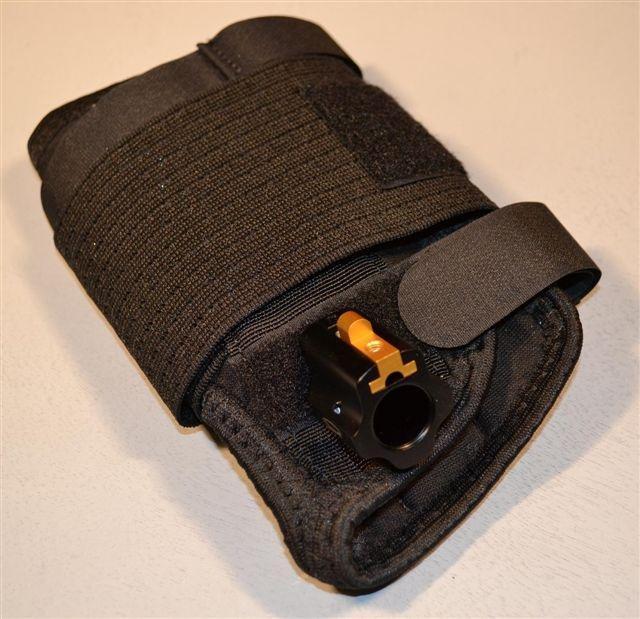 N-ABLER III Extra Large Right W-H-O Soft Brace w/QD Palmer Unit
