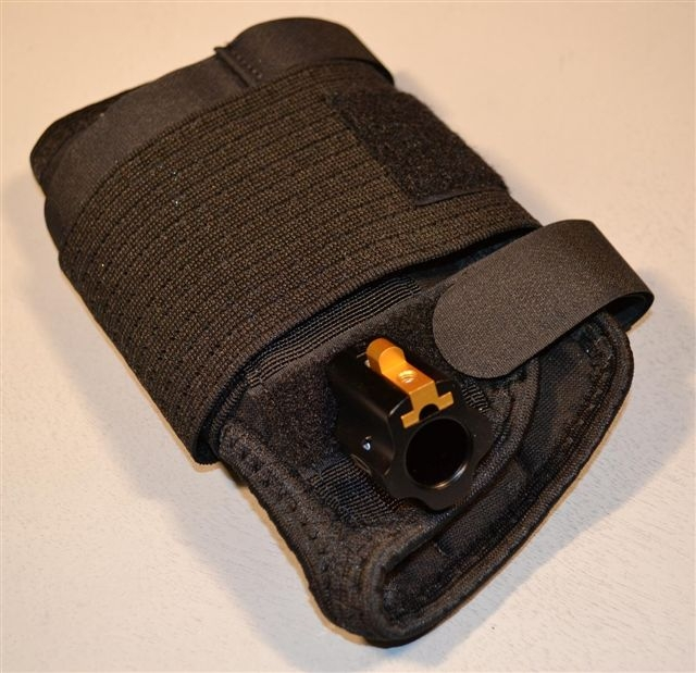 N-ABLER III Small Right W-H-O Soft Brace w/QD Palmer Unit