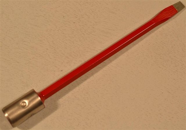 Slotted Screwdriver Size 1/4″